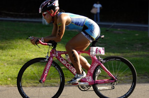 Me and my trusty steed, Pink Ceepo TT Killer....