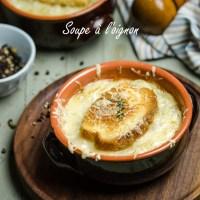Bistrot Parisien: la zuppa di cipolle francese