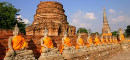 Day trip to Ayutthaya Thailand