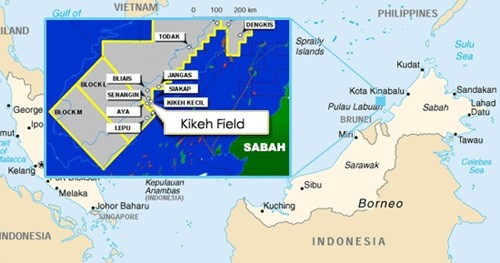 Kikeh field