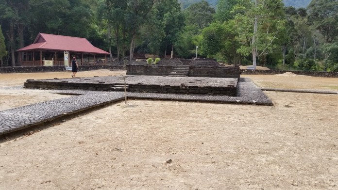 main candi in Bujang Valley