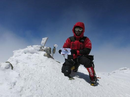 Peak Lenin Zirvesi (7134 m)