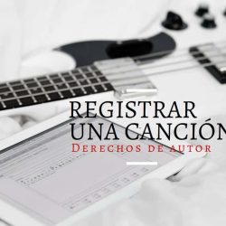 registro cancion