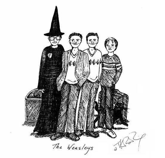 Os Weasleys