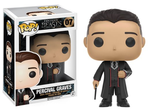 Percival Graves.