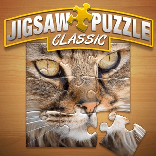 Classic Animal Jigsaw Puzzle