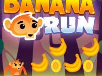 BananaRun!! - Animal-quiz.com