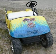 Joker Gold Cart