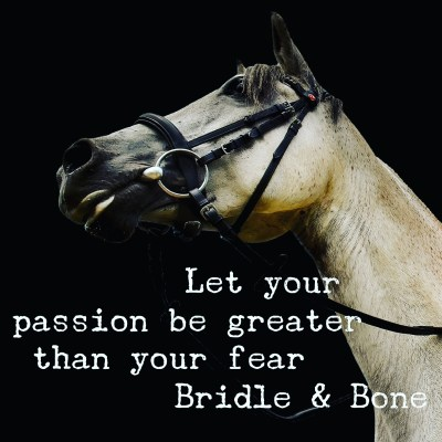 Let Your Passion Be Greater Than Your Fear