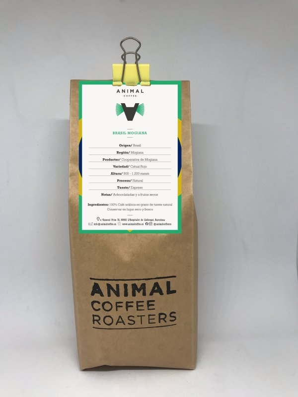 Comprar Café de especialidad Brasil Animal Coffee