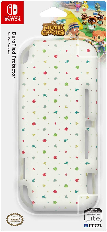 Hori Cover Protettiva Duraflexi per Nintendo Switch Lite (Ufficiale Nintendo)