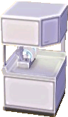 Küchen-Set (New Leaf) - Animal Crossing Wiki on Animal Crossing Kitchen Counter  id=27604
