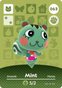 amiibo_card_AnimalCrossing_63_Mint