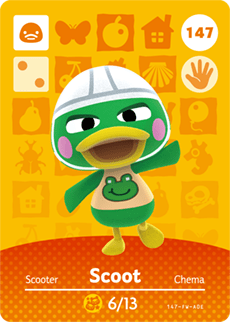 amiibo_card_AnimalCrossing_147_Scoot
