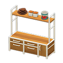 Ironwood Furniture Set: How to Craft & Get All Items ... on Ironwood Kitchenette Animal Crossing  id=56362