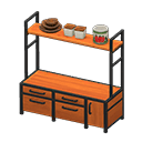Ironwood Furniture Set: How to Craft & Get All Items ... on Ironwood Kitchenette Animal Crossing  id=26312