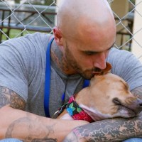 This Organization Isn't Just Saving Dogs, They're Saving Humans, Too