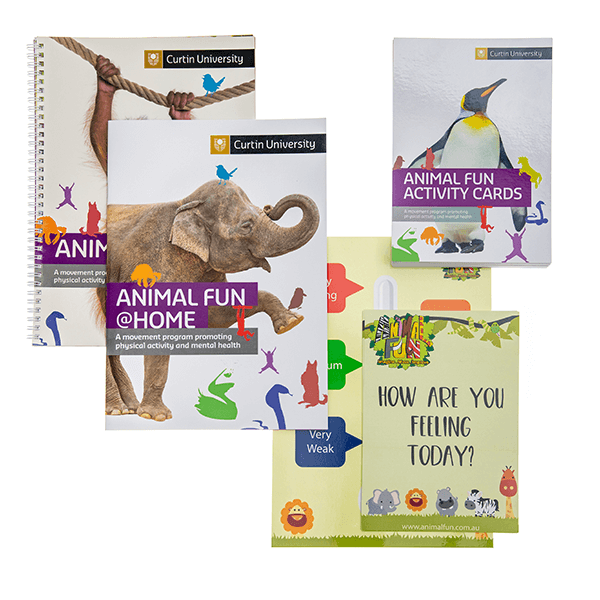 Animal Fun Complete Pack