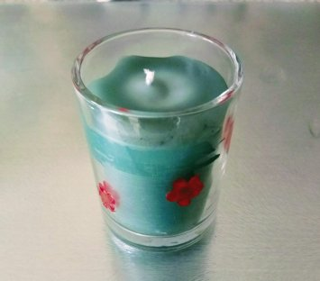 candle making result