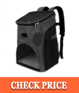 PetAmi Premium Pet Carrier Backpack for Small Dogs