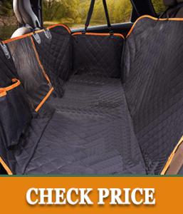 iBuddy Dog Car Seat Covers -Best Budget