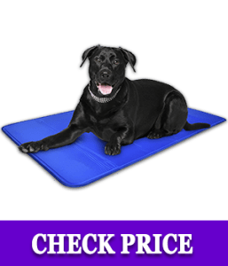 Pet Dog Self Cooling Mat Pad for Kennels
