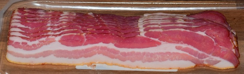 slices bacon