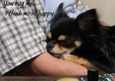 most happy