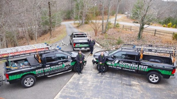dawsonville wildlife technicians