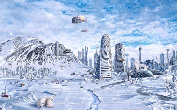 К 2030 году на Земле наступит малый ледниковый период