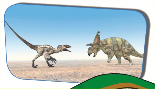Дейноних: описание динозавра с картинками