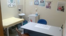 Salle consultation PMI / Bureau assistantes sociales