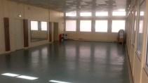 Salle sportive multi-activités
