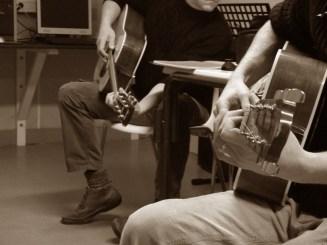 Guitares adultes