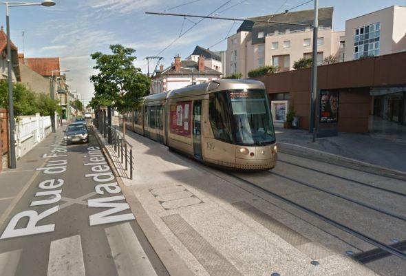 Tram B - Quartier Madeleine