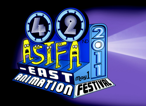 42nd ASIFA-East Fest Postcard