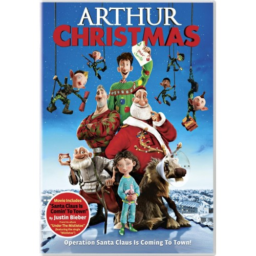 Amazon_Arthur Christmas