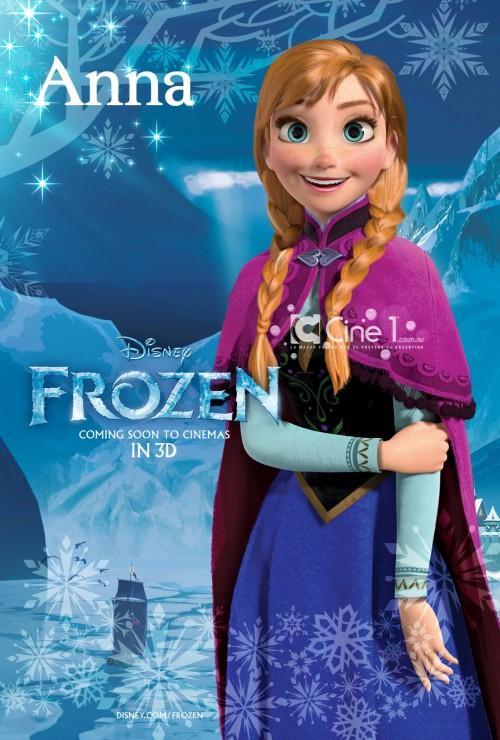 Disney_Frozen Poster A