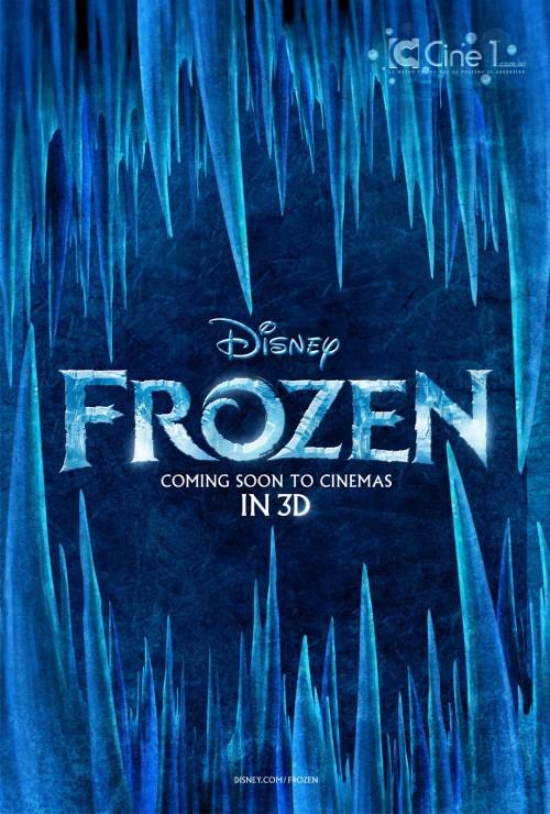 Disney_Frozen Poster C