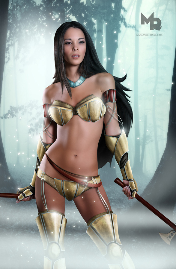 Disney Warrior Princess-2