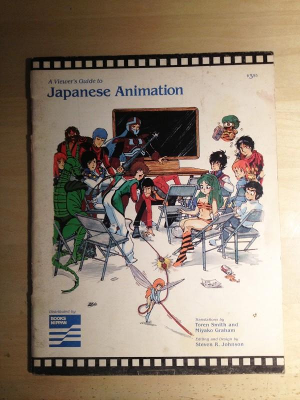 Warburton_guide to Japanese animation