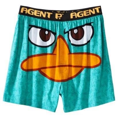 Agent P boxers