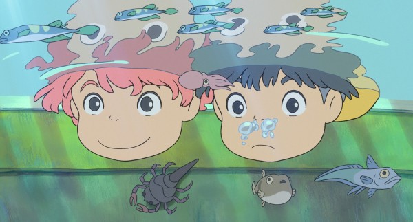 Disney went all-out for thie commercial version of the Little Mermain. Miyazaki went in an alternative direction. Via: The Null Set