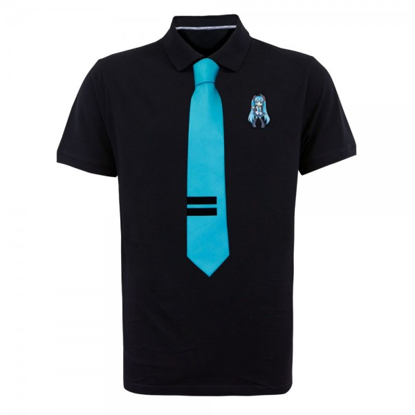 Miku polo for the professional fan