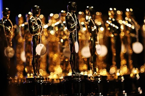Academy Awards statuettes