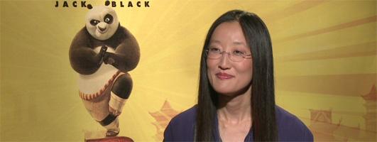 Jennifer Yuh Nelson Kung Fu Panda