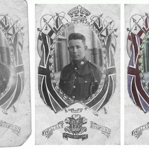 Erin Mckelvey Photo Restoration and Color
