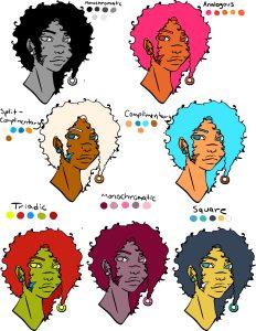 Xavionna Stover Color Compliments