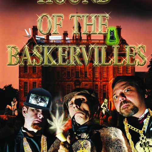 Rosalind Trekell Hound of the Baskervilles Book Cover