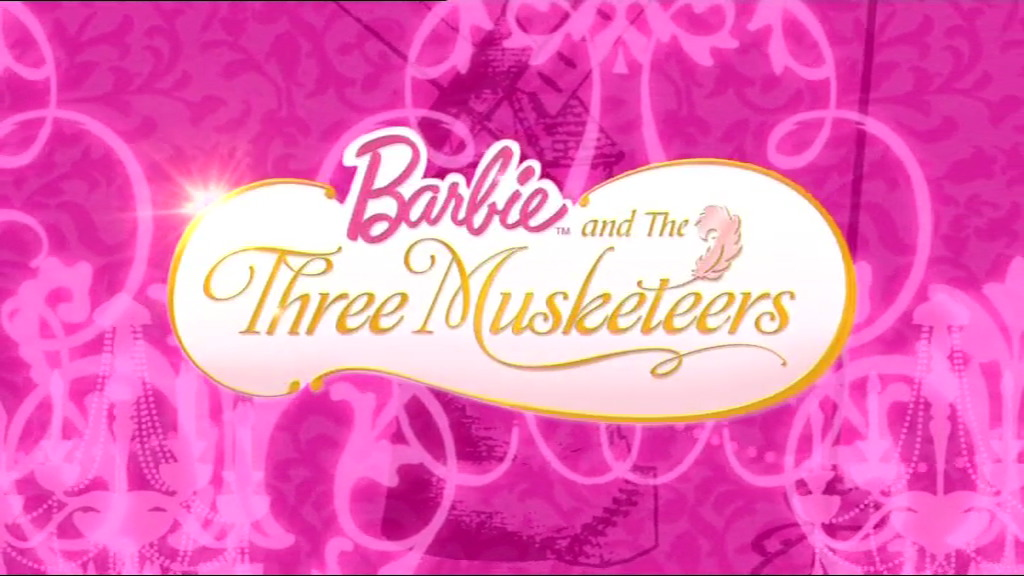 Barbie And The Three Musketeers 2009 Animation Screencaps
